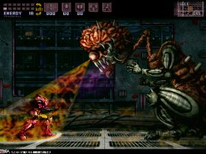 Super Metroid Final Boss HD