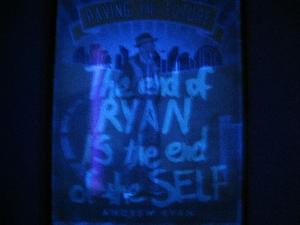 Poster 1 (The end of RAYN is the end of the SELF)