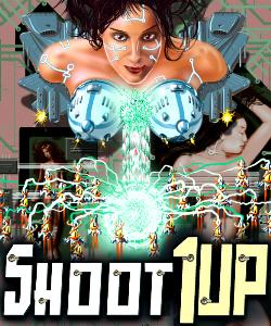 Shoot1UP BoxArt girl