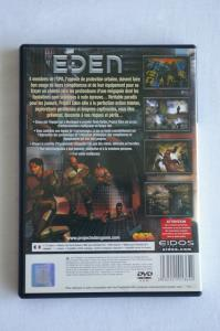 Project Eden (Playstation 2) (2)