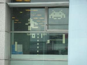 Post-It War - BNP 0 Ubi 1