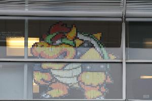Post-It War - Bowser