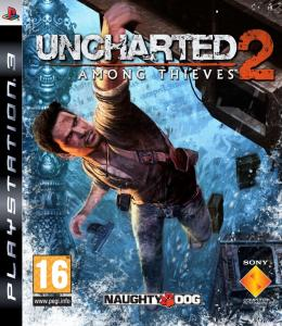Uncharted 2 Among Thieves (Europe)
