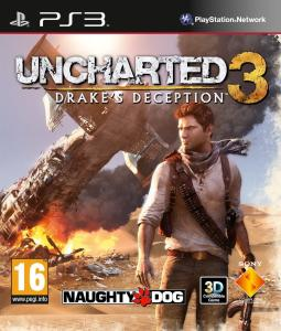 Uncharted 3 Drake's Deception (Europe)