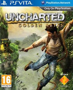 Uncharted Golden Abyss (Europe)