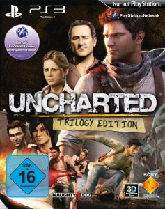Uncharted Trilogy (Europe)