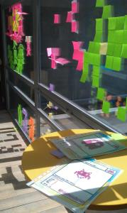 Atelier Post-it War (1)