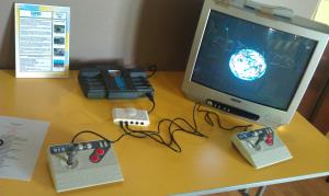 Installation des consoles - PC Engine SuperGrafX