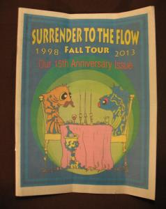 SURRENDER TO THE FLOW