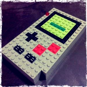 Lego Console Game Boy