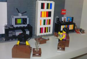 Lego Gaming Room