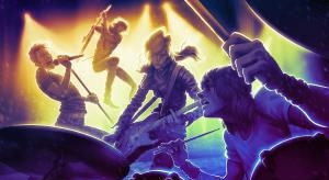 Rock Band 4 - Promo Illustration