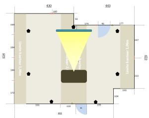 installation home cinema (plan)