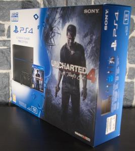 Playstation 4 1To avec Uncharted 4