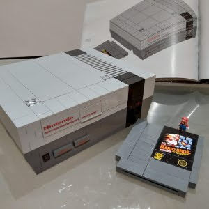Nintendo Entertainment System (Bag 07b)