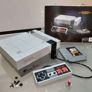 Nintendo Entertainment System (Bag 08)