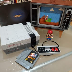 Nintendo Entertainment System (Bag 21c)