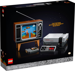 Nintendo Entertainment System (lego 01)