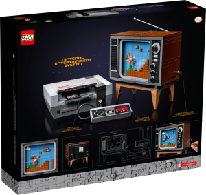 Nintendo Entertainment System (lego 02)