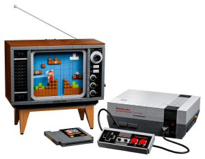 Nintendo Entertainment System (lego 03)