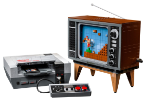 Nintendo Entertainment System (lego 04)