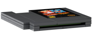 Nintendo Entertainment System (lego 11)