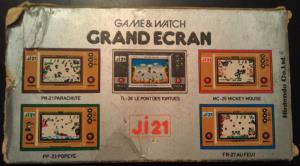 Game and Watch - Fort Apache (2)