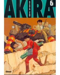 Akira - Part 6 Kaneda (Edition Originale) (couverture)