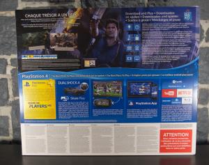 Playstation 4 (1To - Uncharted 4) (03)