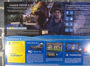Playstation 4 (1To - Uncharted 4) (04)