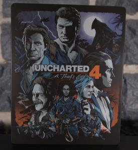 Uncharted 4 - A Thief's End - Edition Spéciale (08)