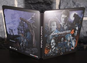 Uncharted 4 - A Thief's End - Edition Spéciale (10)