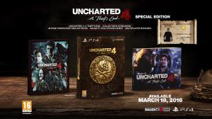 Uncharted 4 - A Thief's End - Edition Spéciale (official)