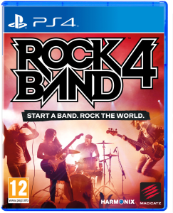 Rock Band 4 (Cover)