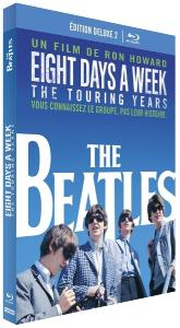 Eight Days a Week - The Touring Years (Edition Deluxe Blu-ray) (packshot 1)