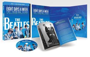 Eight Days a Week - The Touring Years (Edition Deluxe Blu-ray) (packshot 2)