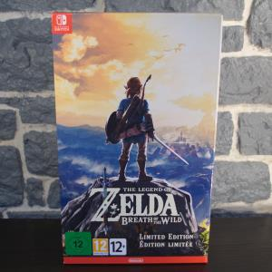The Legend of Zelda - Breath of the Wild - Edition Limitée (01)