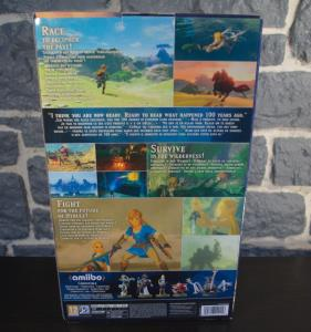 The Legend of Zelda - Breath of the Wild - Edition Limitée (03)