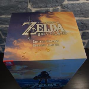 The Legend of Zelda - Breath of the Wild - Edition Limitée (08)