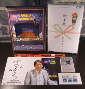 Space Invaders - Tomohiro Nishikado (Collector) (02)