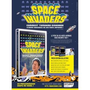 Space Invaders - Tomohiro Nishikado (Collector) (packshot 03)