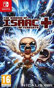The Binding of Isaac- Afterbirth (Cover)