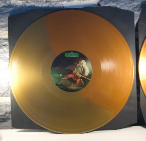 Super Castlevania IV - Original Video Game Soundtrack (Gram Bronze and Gold Split) (07)