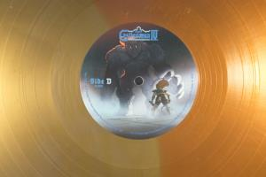 Super Castlevania IV - Original Video Game Soundtrack (Gram Bronze and Gold Split) (11)