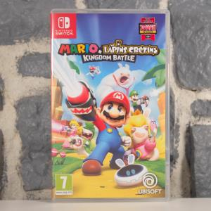 Mario - The Lapins Crétins - Kingdom Battle (01)
