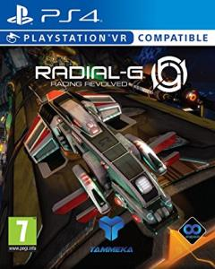 Radial-G- Racing Revolved (cover)