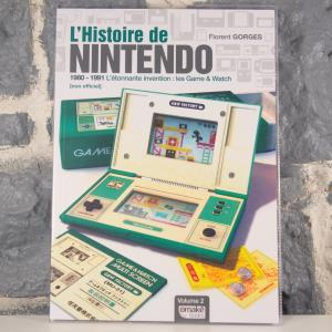 L'Histoire de Nintendo Volume 2 1980-1991 L'étonnante invention - Les Game and Watch (01)