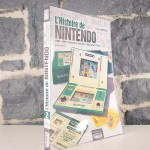 L'Histoire de Nintendo Volume 2 1980-1991 L'étonnante invention - Les Game and Watch (02)