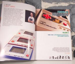 L'Histoire de Nintendo Volume 2 1980-1991 L'étonnante invention - Les Game and Watch (05)