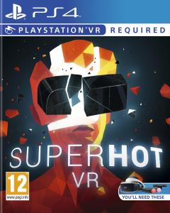 Superhot VR (cover)